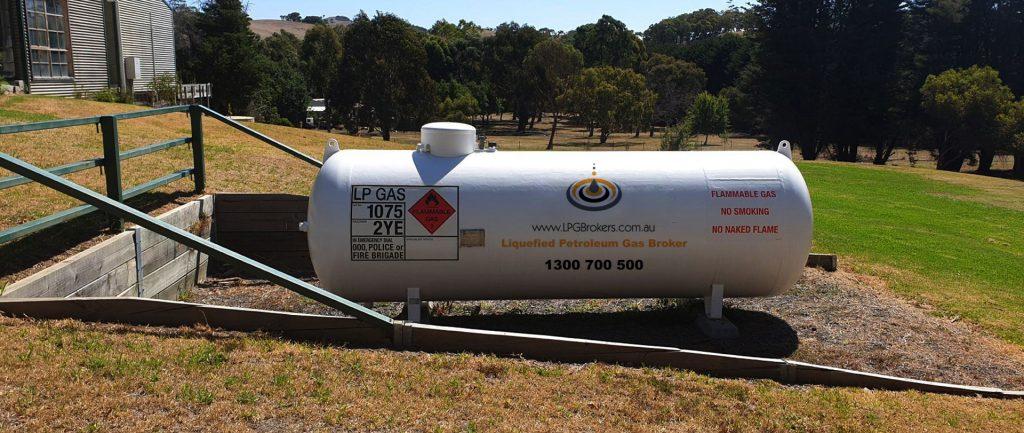 LPG Storage Vessel