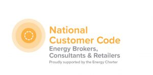 National Customer Code for Energy Brokers, Energy Consultants and Energy Retailers